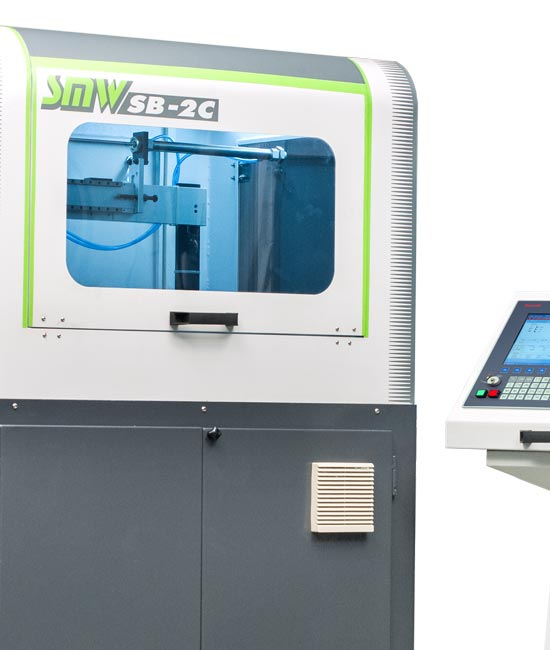 SMW SB-2C - CNC Single Ball & Bead Faceting Machine | SMW